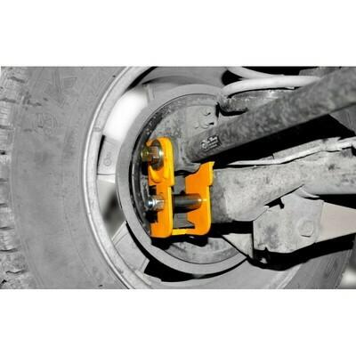 Удлинитель крепления поперечной реактивной штанги задней подвески автомобилей: