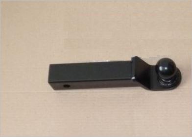 Шар фаркопа на универсальном квадрате