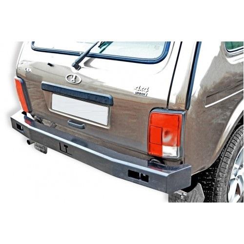 """Бампер задний силовой для автомобилей  """"Lada 4x4"""""""