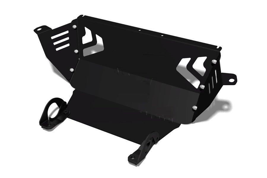 Защита двигателя и осей нижних рычагов Lada 4x4 (СуперЗащитнаяКрышка)