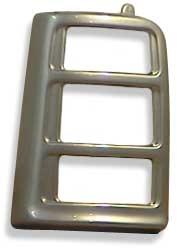 Накладки заднего фонаря Ф02 (комплект)