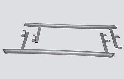 Пороги «Труба изогнутая», 2123 «Шеви» RS