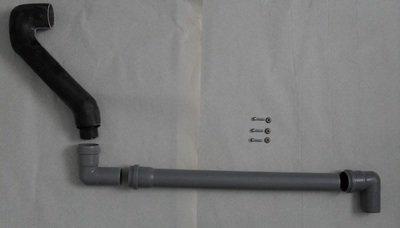 Комплект установочный для шноркеля Шевроле Нива