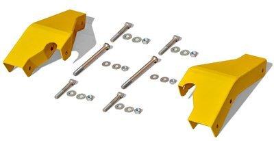 Комплект усилителей Задних лонжеронов Лада Нива  4х4 (+ для Урбан)