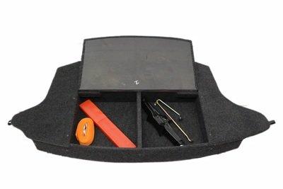 Органайзер в багажник Шевроле Нива! Серый / крутой чёрный ! Бомбическая вещь!
