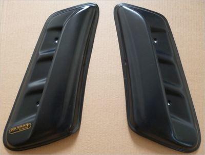 Накладки на задние стойки (комплект)