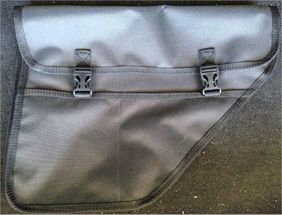 ПодСумки-Карманы (комплект из 2 сумок: на правую и левую стороны). Багажник Свободный! Всё Упаковано в Нишы!