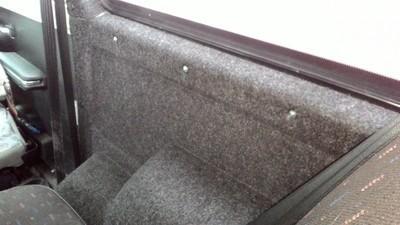 Комплект жесткой обивки Багажника 2121-21214 (ворс/кожа)
