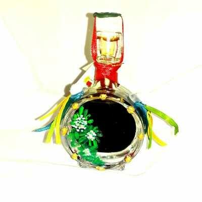 Tamburello Balsamico il Principe Nero invecchiato 7 anni 50 ml dedicato a Portofino SERIE LIGURIA
