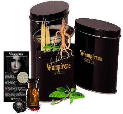 Vampirena Spell Related Items