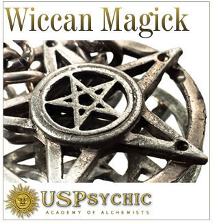 Luck Wiccan Spell, $39