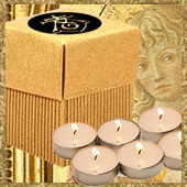 Spell Momentum Tea Lights - Set of 4 Spell Candle, $49