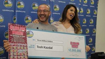 3-Number Lotto Money Spell, $39