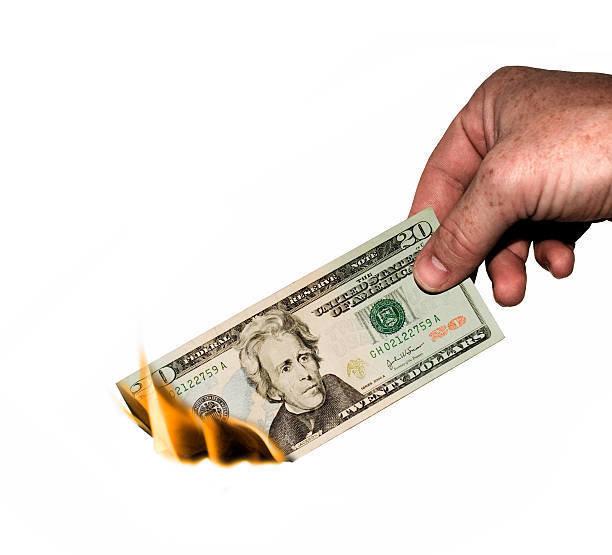 Money To Burn Money Spell, $39