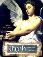 Angels Companion in Magick by Silver Ravenwolf, $49