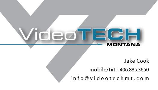 VideoTECH Montana Online Store