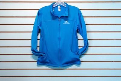 MidAtlantic Ladies Lightweight Zip Up Fleece Lined Jacket