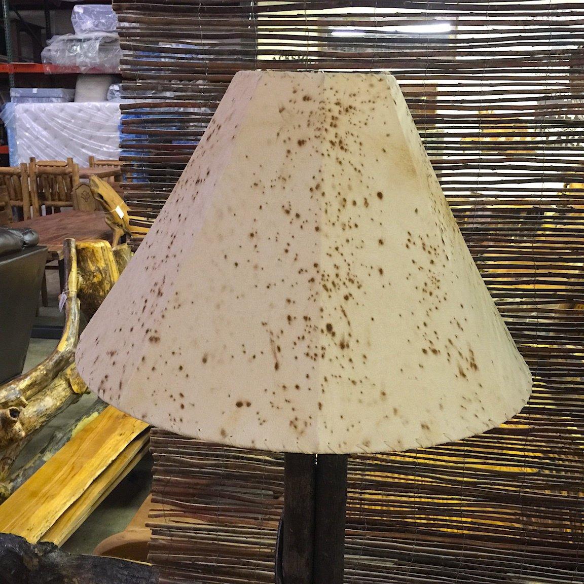 Sheepskin Shade 4-7x22x15