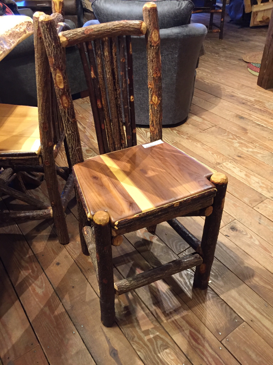 Willow Dining Chair with Poplar Seat