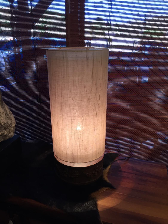 Oak Lodge Uplight