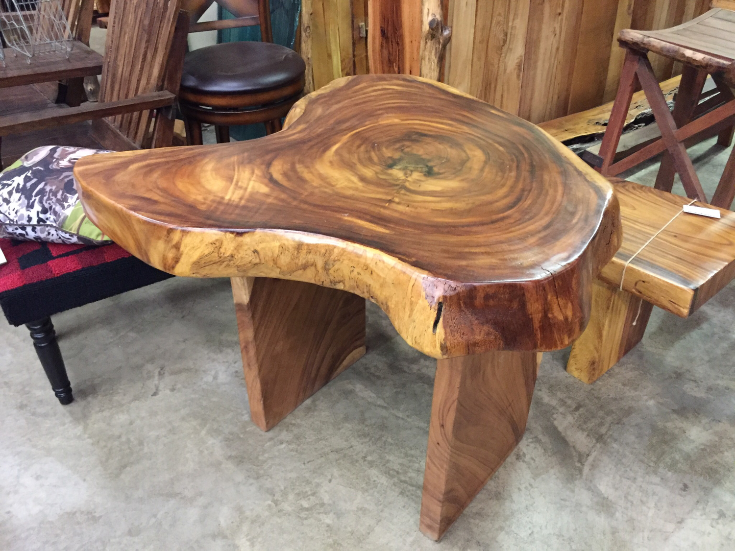 Monkey Pod Dining / Coffee Table