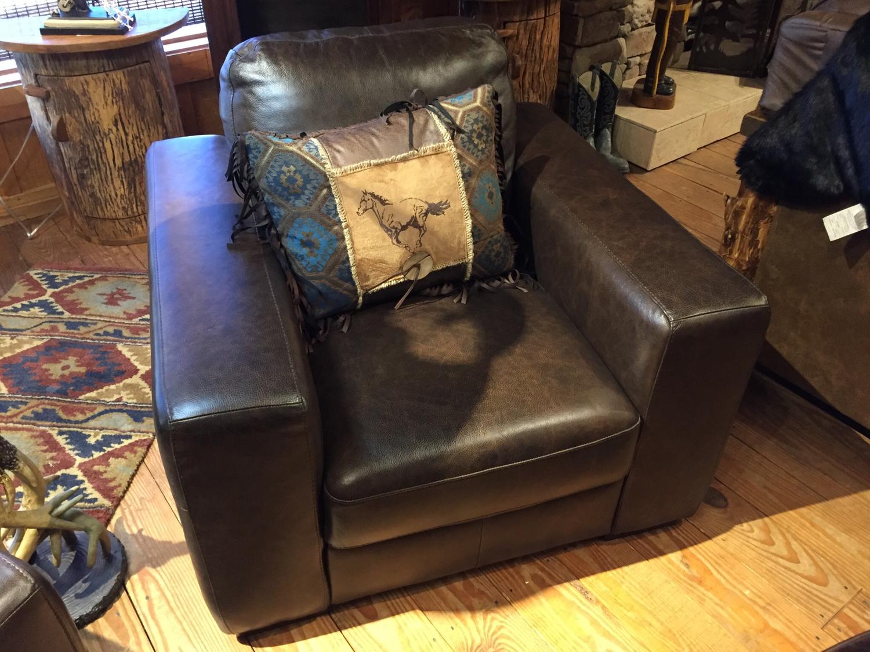 Chair Dark Brown