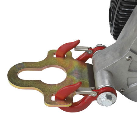 """Hitch Plate Winch Anchor For Tow Ball 2"""""""