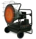 MiTM Radiant Heat 125,000 BTU Fan Forced