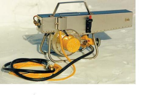 Patron Tundra Toaster Propane 12V DC Porrtable Heater