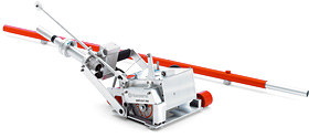 "Husqvarna Soft Cut 390 5-1/2"" Early Entry Concrete Saw"