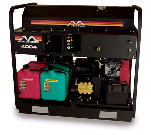 MiTM HS-3006-OMDK 5.6 GPM HOT PRESSURE WASHER