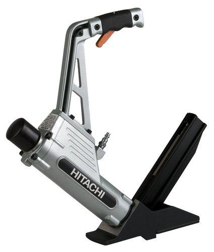 "Hitachi NT50AF 2"" L & T Floor Cleat Nailer Pneumatic"