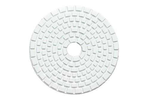 "DIAFLEX 3"" Wet Polishing Pad 800 Grit White"