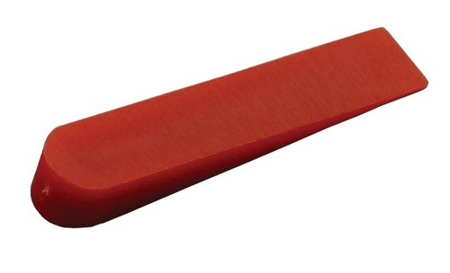 """Wedges Red 1-1/4""""x1/4""""x3/16"""""""