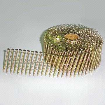 "Hitachi 2-1/2""x..131 SM Item12236 Coil Faming Nails 4500 Per Box"