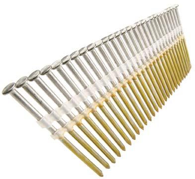 "Hitachi 2-1/4""x.148 SM Item 10135Framing Nails 4000 Per Box"