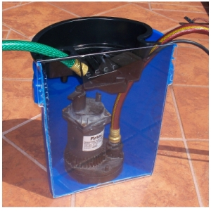 Bucket Ape Kit With Out Bucket From Below No Pump
