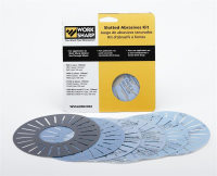 Edge Vision Abrasives Kit for Work Sharp WS3000