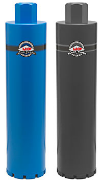 "MK Diamond 2"" (51mm) Blue Turbo Core bit"