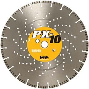 """MK Diamond Xtreme PX-10 14"""" x .125"""" x 1"""""""