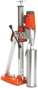Husqvarna DMS 180 Core Drill Rig Including Vac Pump W/O Bit