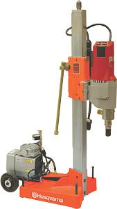 Husqvarna DMS330 ATS Low Speed Core Drill Rig W/O Bit