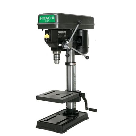 "Hitachi B13F 10"" Drill Press with Laser"