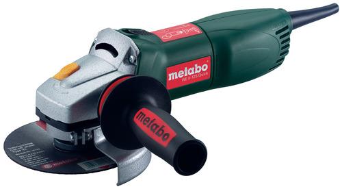 """Metabo 4-1/2""""/5"""" Grinder WE14-125VS 12 Amp Varible Speed"""