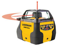 CST/berger LM800 Interior/Det Pac Elect Horiz/Vert Rotary Laser