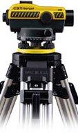 CST/berger 55-SLVP24N SAL 24X Auto Level Kit w/ Tripod & Rod