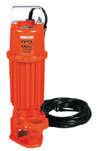 """Multiquip ST2010TCUL 1hp Submersible Pump 2""""115V 95 GPM"""
