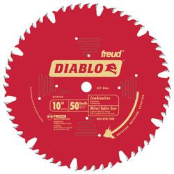 """Freud 10-1/4"""" 40 tooth Diablo Best For Big Foot"""