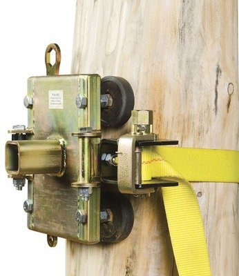 Tree/Pole Mount With Anchor Strap Use w/PCA1262 or PCA1264