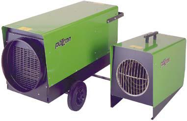 Patron E18 240V 3Ph 18KW 61,400 BTU/HR 750 CFM